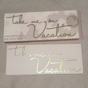 Kylie Cosmetics Take Me On Vacation Palette New